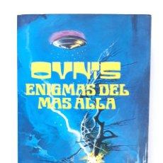 Libros de segunda mano: OVNIS: ENIGMAS DEL MÁS ALLÁ / MARINS LLEGET / PRODUCCIONES EDITORIALES 1979. Lote 179043715