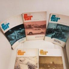 Libros de segunda mano: MÍTICA REVISTA UFOLÓGICA INGLESA FLYING SAUCER REVIEW - VOLUMEN 21 -Nº 1,2,3,4,5,6 - AÑO 1975- OVNIS. Lote 179558447