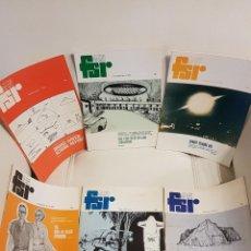Libros de segunda mano: MÍTICA REVISTA UFOLÓGICA INGLESA FLYING SAUCER REVIEW - VOLUMEN 23 -Nº 1,2,3,4,5,6 - AÑO 1977- OVNIS. Lote 179558505