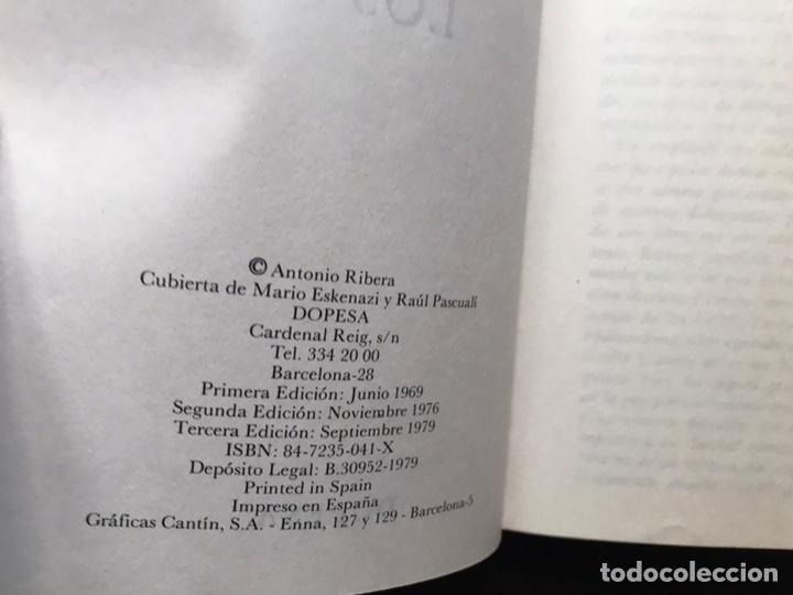 Libros de segunda mano: Proceso a los ovni.. Antonio Ribera. - Foto 4 - 180150742