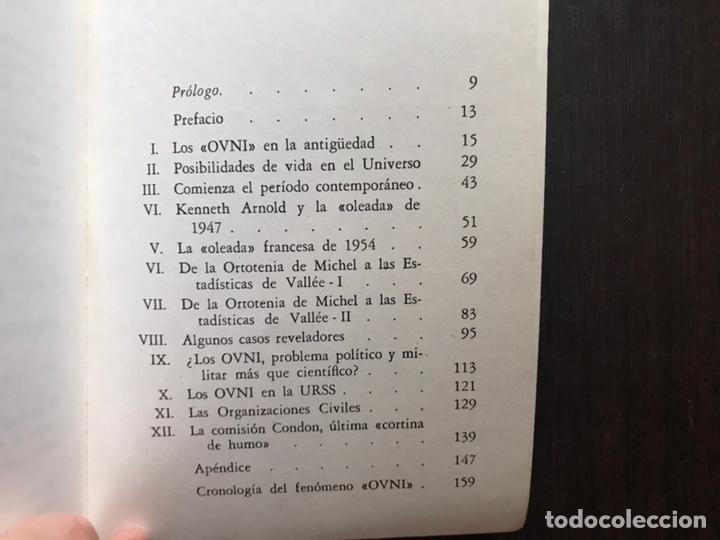 Libros de segunda mano: Proceso a los ovni.. Antonio Ribera. - Foto 5 - 180150742