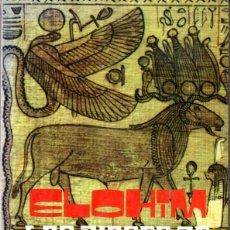 Libros de segunda mano: F. BEYNON : ELOHIM LOS DIOSES DE LA BIBLIA (PRODUCCIONES EDITORIALES, 1979). Lote 180247206