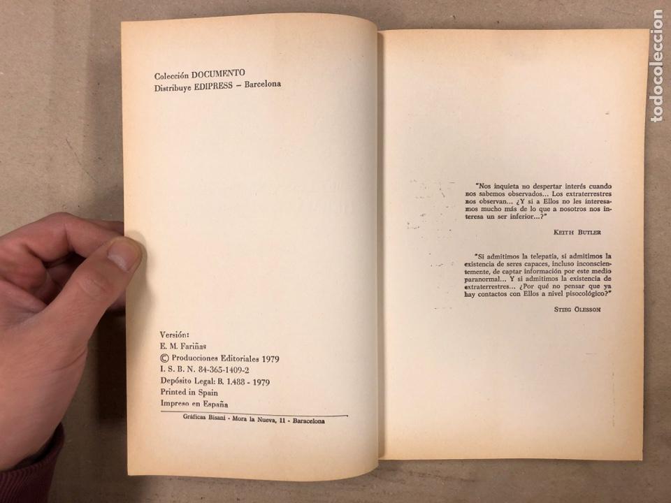 Libros de segunda mano: ELLOS NUESTROS HERMANOS CÓSMICOS. ABE S. KREUTZ. PRODUCCIONES EDITORIALES 1979 - Foto 3 - 180421136