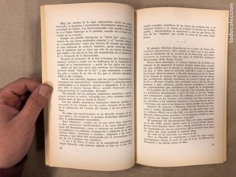 Libros de segunda mano: ELLOS NUESTROS HERMANOS CÓSMICOS. ABE S. KREUTZ. PRODUCCIONES EDITORIALES 1979 - Foto 4 - 180421136