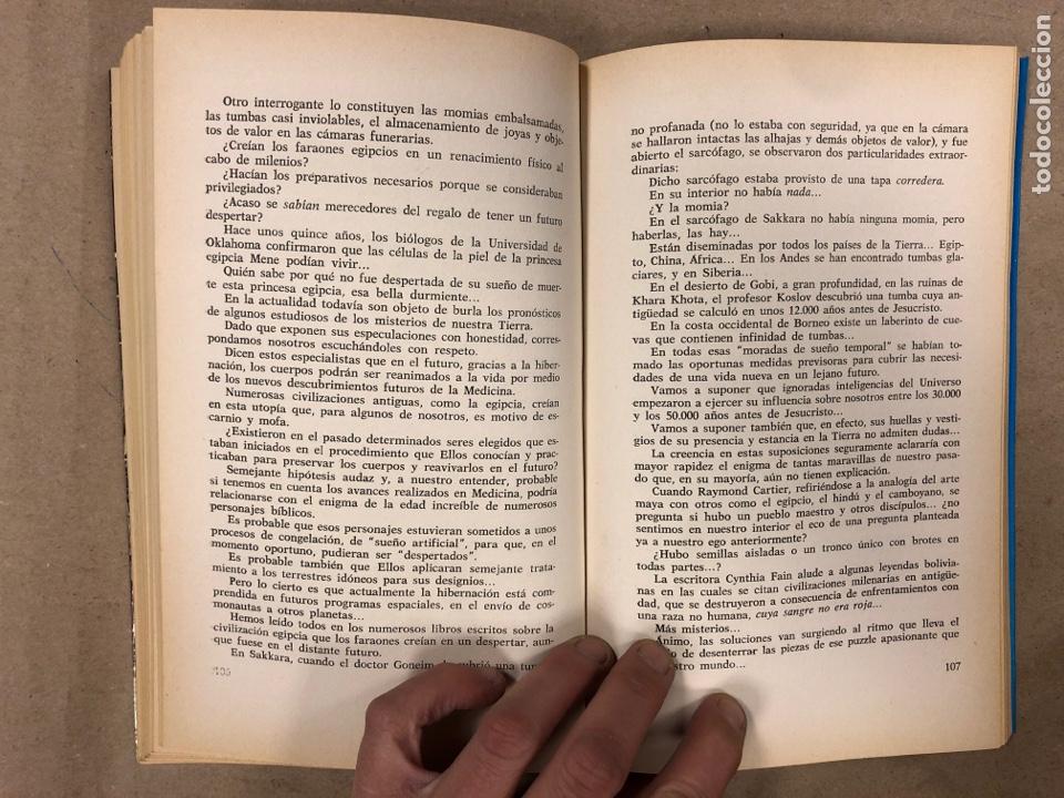 Libros de segunda mano: ELLOS NUESTROS HERMANOS CÓSMICOS. ABE S. KREUTZ. PRODUCCIONES EDITORIALES 1979 - Foto 5 - 180421136