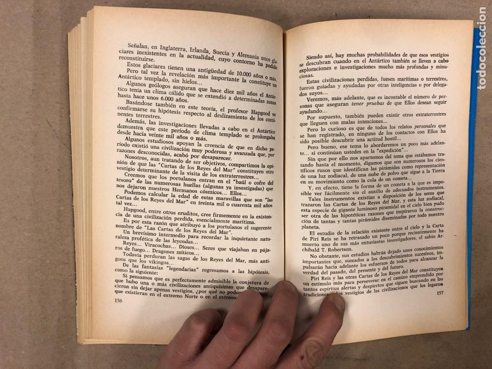 Libros de segunda mano: ELLOS NUESTROS HERMANOS CÓSMICOS. ABE S. KREUTZ. PRODUCCIONES EDITORIALES 1979 - Foto 6 - 180421136