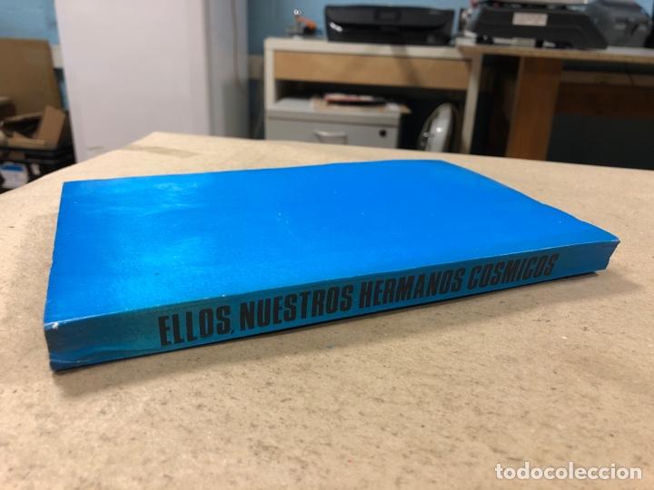 Libros de segunda mano: ELLOS NUESTROS HERMANOS CÓSMICOS. ABE S. KREUTZ. PRODUCCIONES EDITORIALES 1979 - Foto 8 - 180421136