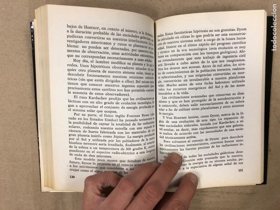 Libros de segunda mano: A LA BÚSQUEDA DE LOS EXTRATERRESTRES. ALFRED ROULET. EDITA: A.T.E. EN 1977. 190 PÁGINAS. - Foto 6 - 180422661