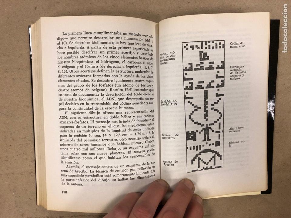 Libros de segunda mano: A LA BÚSQUEDA DE LOS EXTRATERRESTRES. ALFRED ROULET. EDITA: A.T.E. EN 1977. 190 PÁGINAS. - Foto 7 - 180422661