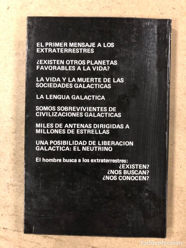 Libros de segunda mano: A LA BÚSQUEDA DE LOS EXTRATERRESTRES. ALFRED ROULET. EDITA: A.T.E. EN 1977. 190 PÁGINAS. - Foto 8 - 180422661
