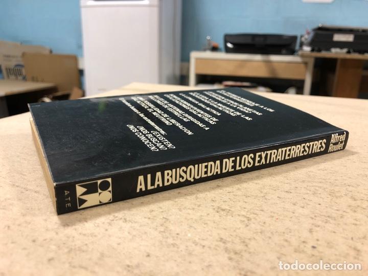 Libros de segunda mano: A LA BÚSQUEDA DE LOS EXTRATERRESTRES. ALFRED ROULET. EDITA: A.T.E. EN 1977. 190 PÁGINAS. - Foto 9 - 180422661