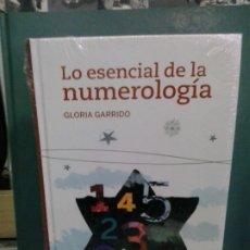 Libros de segunda mano: LMV - LO ESENCIAL DE LA NUMEROLOGÍA. GLORIA GARRIDO. Lote 180875452