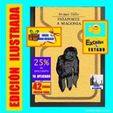 Libros de segunda mano: PASAPORTE A MAGONIA - JACQUES VALLÉE - PLAZA & JANES - MUY RARO - OVNI - OVNIS - UFOLOGÍA - 42 EUROS. Lote 181351018