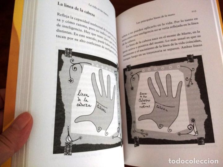 Libros de segunda mano: LA VIDA EN TUS MANOS .- APRENDE FÁCILMENTE LA QUIROMANCIA GITANA - MERCEDES PORRAS - Foto 3 - 180422996