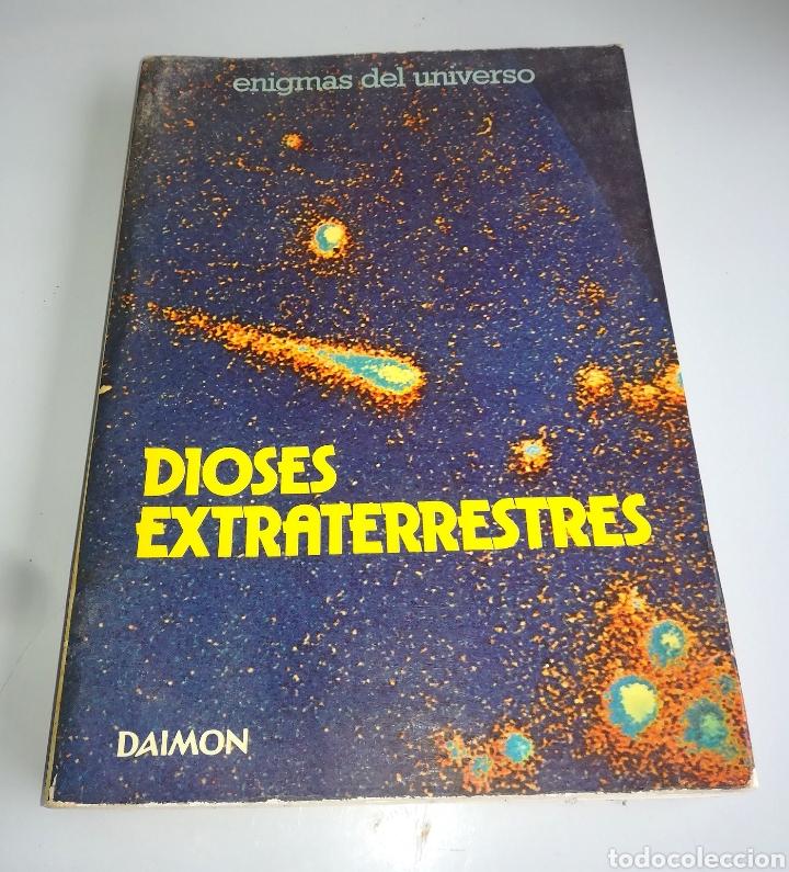 DIOSES EXTRATERRESTRES DAIMON OVNI UFOLOGIA (Libros de Segunda Mano - Parapsicología y Esoterismo - Ufología)