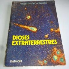 Libros de segunda mano: DIOSES EXTRATERRESTRES DAIMON OVNI UFOLOGIA. Lote 182207697