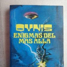 Libros de segunda mano: OVNIS, ENIGMAS DEL MAS ALLA - MARIUS LLEGET - PRODUCCIONES EDITORIALES 1979 - ILUSTRADO . Lote 182815390
