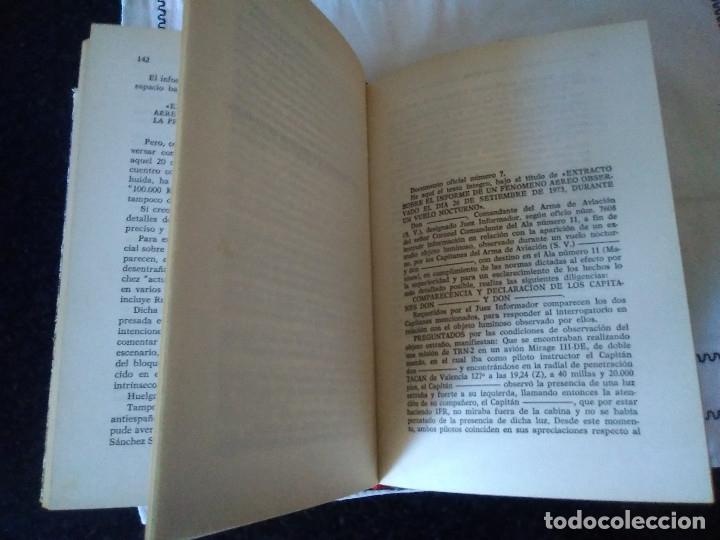 Libros de segunda mano: 32-OVNIS, Documentos oficiales del Gobierno español, J.J. Benitez, 1978 - Foto 4 - 183208170