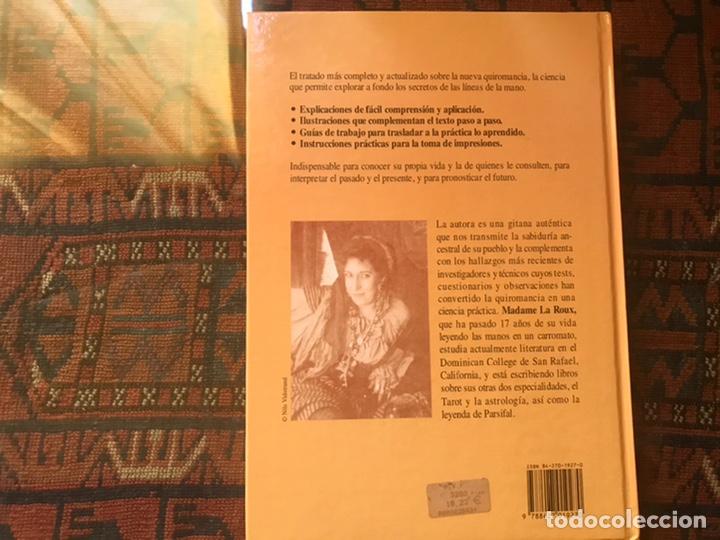 Libros de segunda mano: El gran libro de la quiromancia. Madame la Roux. . Martínez roca. Como nuevo - Foto 2 - 193943668
