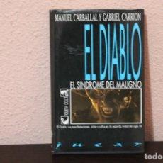 Libros de segunda mano: EL DIABLO EL SINDROME DEL MALIGNO. Lote 183943815