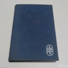 Libros de segunda mano: OBJETOS DESCONOCIDOS EN EL CIELO.ANTONIO RIBERA.PRIMERA EDICION 1961.. Lote 183981213