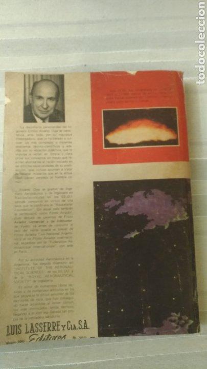 Libros de segunda mano: CONFIRMADO LLEGARON LOS OVNIS, POR EMILIO ALVAREZ OJEA - 1977 - ARGENTINA - Foto 2 - 186271938