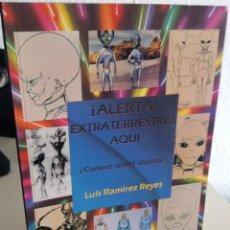 Livros em segunda mão: ! ALERTA ! EXTRATERRESTRES AQUÍ - RAMÍREZ REYES, LUIS. Lote 204638072