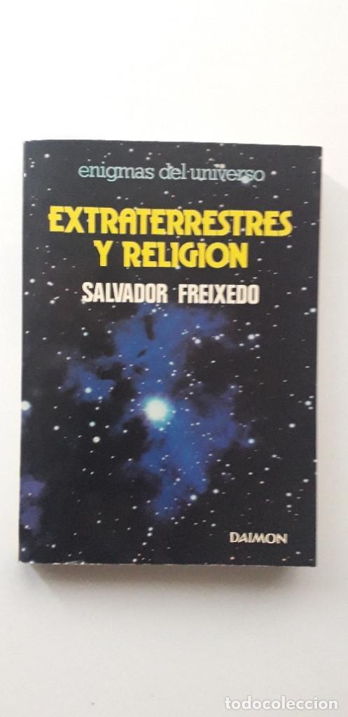 EXTRATERRESTRES Y RELIGION (ENIGMAS DEL UNIVERSO) - SALVADOR FREIXEDO (Libros de Segunda Mano - Parapsicología y Esoterismo - Ufología)