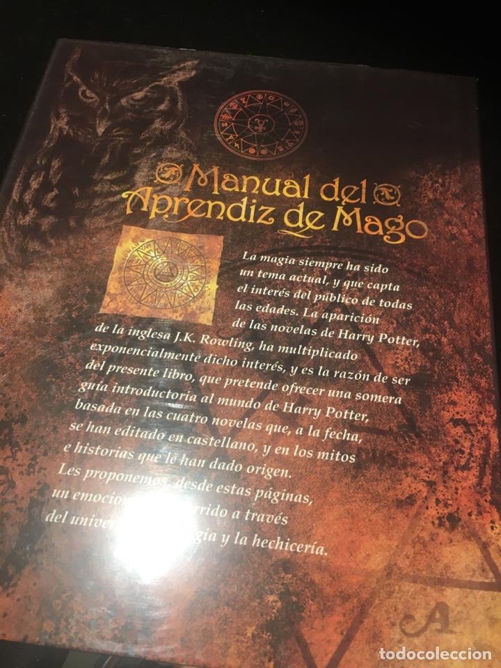 Libros de segunda mano: MANUAL DEL APRENDIZ DE MAGO / HORACIO MORENO / 2ª EDICIÓN / 2002 CIRCULO LATINO - Foto 2 - 189773135