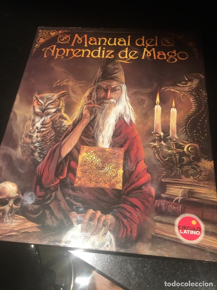 MANUAL DEL APRENDIZ DE MAGO / HORACIO MORENO / 2ª EDICIÓN / 2002 CIRCULO LATINO (Libros de Segunda Mano - Parapsicología y Esoterismo - Numerología y Quiromancia)
