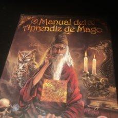 Libros de segunda mano: MANUAL DEL APRENDIZ DE MAGO / HORACIO MORENO / 2ª EDICIÓN / 2002 CIRCULO LATINO. Lote 189773135