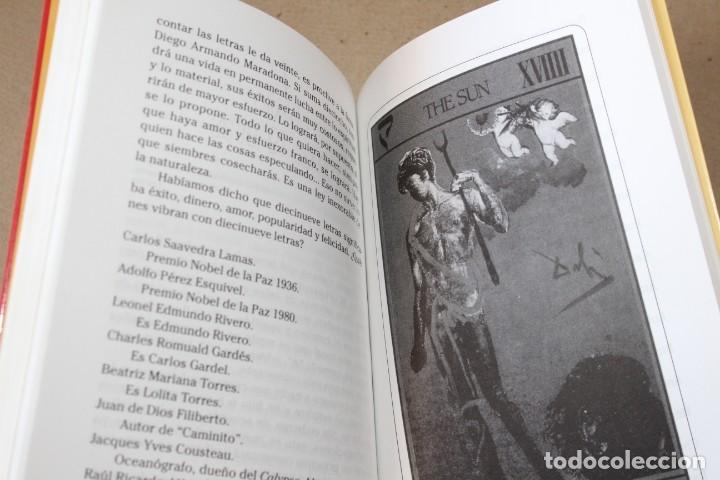Libros de segunda mano: EL PODER DE LOS NUMEROS. EL LENGUAJE MÁGICO DE LA NUMEROLOGÍA. CARLOS DE FAZIO - MARTINEZ ROCA 1996 - Foto 2 - 191465230