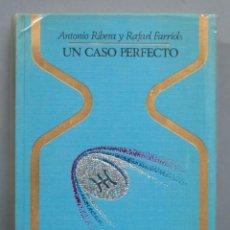 Libros de segunda mano: UN CASO PERFECTO. RIBERA. FARRIOLS. Lote 191723461