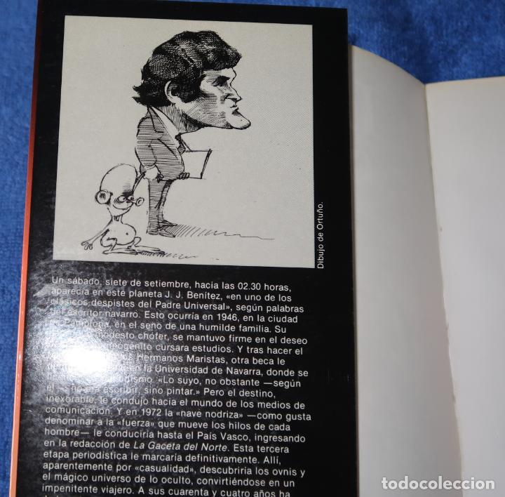 Libros de segunda mano: La quinta columna - J.J.Benitez - Editorial Planeta - 2ª edición (1990) - Foto 2 - 191749776