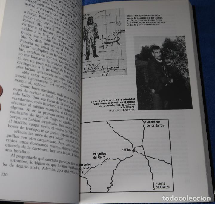 Libros de segunda mano: La quinta columna - J.J.Benitez - Editorial Planeta - 2ª edición (1990) - Foto 4 - 191749776