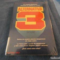 Libros de segunda mano: LIBRO -500 GR LIBRO ALTERNATIVA 3 TOP SECRET 1986 MARTINEZ ROCA . Lote 191921345