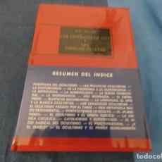 Libros de segunda mano: LIBRO MENOS DE 500 GR LOS CATOLICOS DE HOY Y LAS CIENCIAS OCULTAS ALEC MELLOR . Lote 191936092