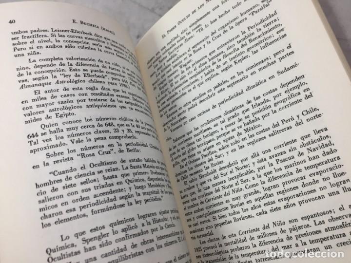 Libros de segunda mano: EL PODER OCULTO DE LOS NUMEROS, E. Buchelli (Hagal) - KIER - Argentina - 1973 - Foto 8 - 192858993