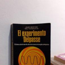Libros de segunda mano: EL EXPERIMENTO DELPASSE. Lote 192982060