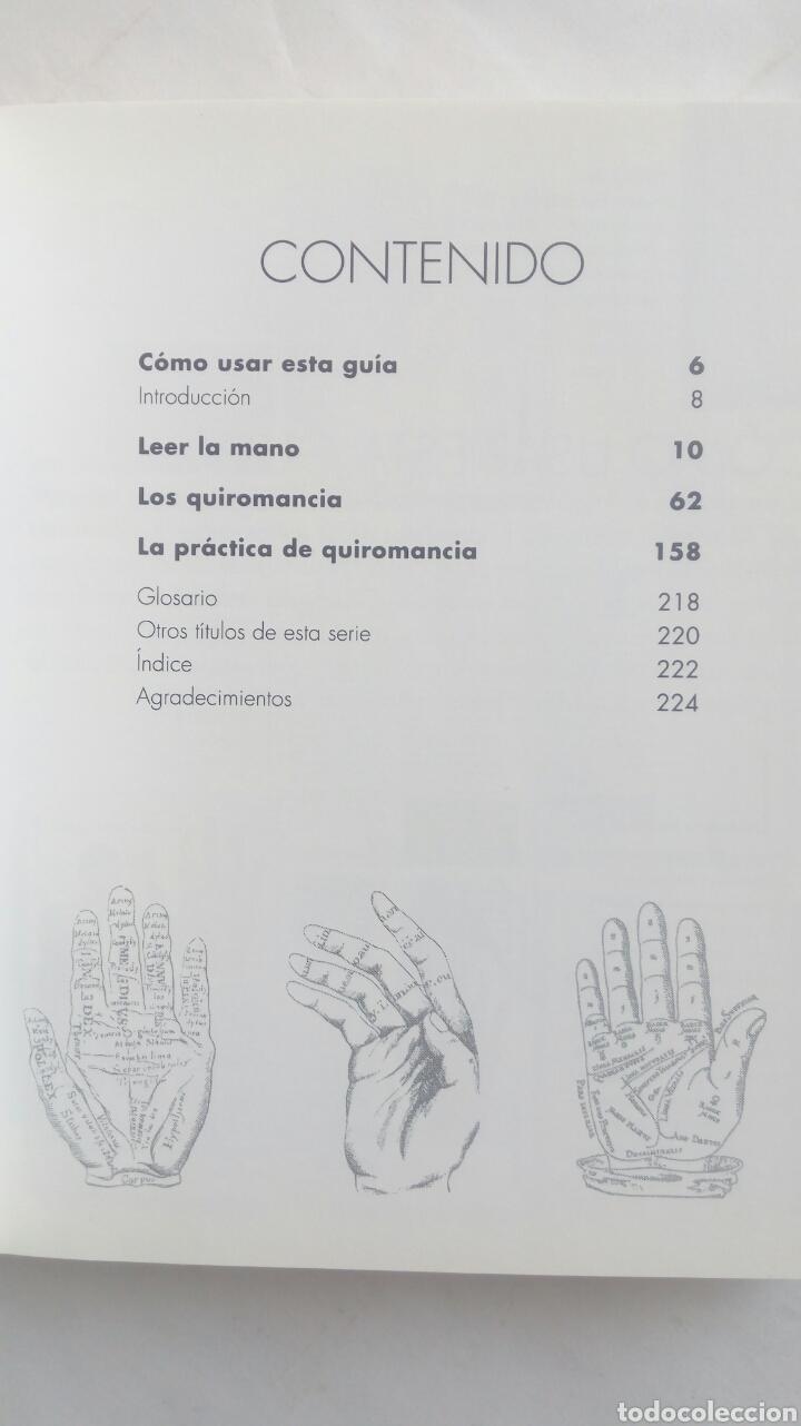 Libros de segunda mano: Los secretos de la Quiromancia. Peter West. - Foto 3 - 193943697
