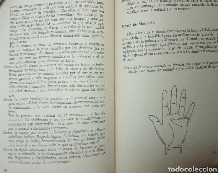 Libros de segunda mano: QUIROMANCIA - Foto 2 - 194100761