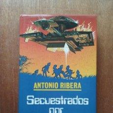 Libros de segunda mano: SECUESTRADOS POR EXTRATERRESTRES, ANTONIO RIBERA, MUNDO ACTUAL DE EDICIONES, 1982. Lote 194127223