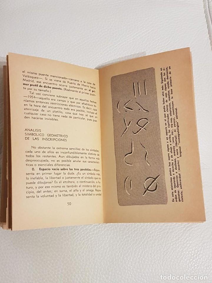 Libros de segunda mano: YO, CONFIDENTE DE LOS HOMBRES DEL ESPACIO - FERNANDO SESMA - UMMO - OVNIS - EXTRATERRESTRES - Foto 3 - 194519366