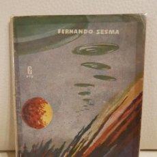 Libros de segunda mano: LOS PLATILLOS VOLANTES VIENEN DE OTROS MUNDOS - FERNANDO SESMA - OVNIS - UMMO - EXTRATERRESTRES. Lote 194521015