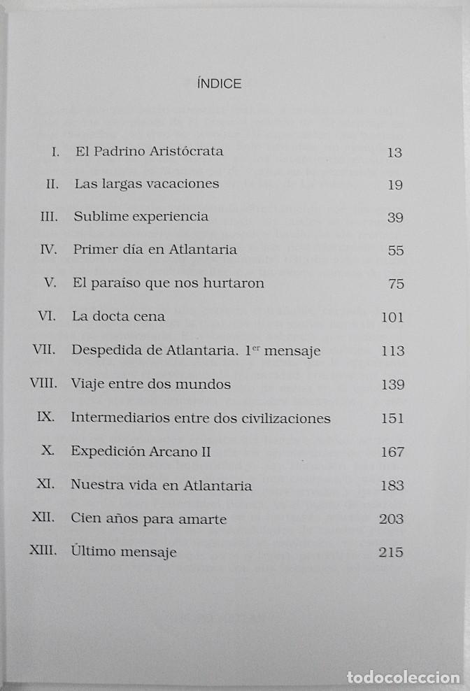 Libros de segunda mano: 1996. SAN BORONDÓN. CONEXIÓN EXTRATERRESTRE EN CANARIAS. PEDRO GONZÁLEZ VEGA. PROYECTO ARIDANE. - Foto 4 - 194580786