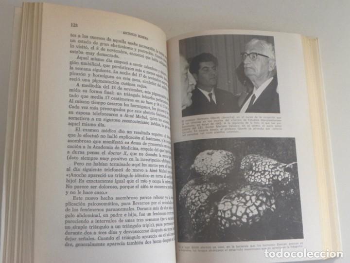 Libros de segunda mano: TREINTA AÑOS DE OVNIS LIBRO ANTONIO RIVERA UFOLOGÍA CASOS RÍO DE JANEIRO LA NUBE RÍGIDA ETC MISTERIO - Foto 5 - 194725372