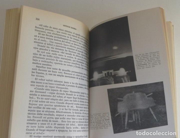 Libros de segunda mano: TREINTA AÑOS DE OVNIS LIBRO ANTONIO RIVERA UFOLOGÍA CASOS RÍO DE JANEIRO LA NUBE RÍGIDA ETC MISTERIO - Foto 7 - 194725372