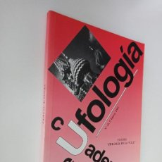 Libros de segunda mano: CUADERNOS DE UFOLOGÍA, DOSSIER UFOLOGÍA EN LA C.E.I. Nº15, 2ª ÉPOCA, 1993.. Lote 195397547