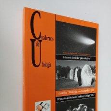 Libros de segunda mano: CUADERNOS DE UFOLOGÍA, DOSSIER DE UFOLOGÍA EN AUSTRALIA, A CINCUENTA AÑOS DE LOS PLATOS VOLADORES.. Lote 195398382