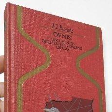 Libros de segunda mano: OVNIS: DOCUMENTOS OFICIALES DEL GOBIERNO ESPAÑOL - J.J. BENÍTEZ (OTROS MUNDOS, 1977). Lote 195533887